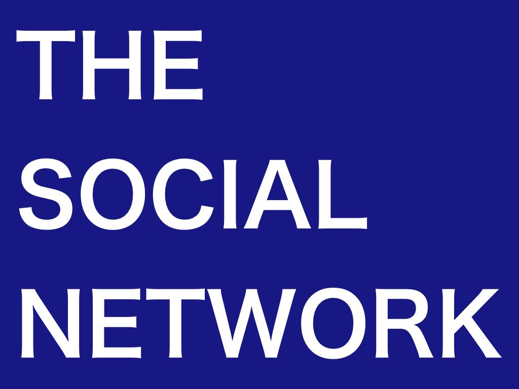 映画 The Social Network