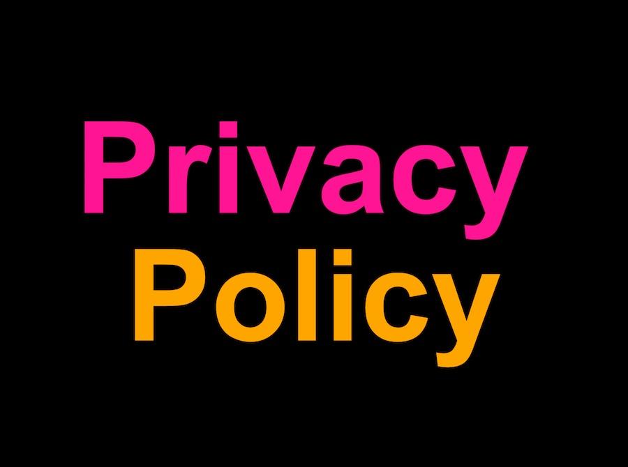 Adsense プライバシーポリシー