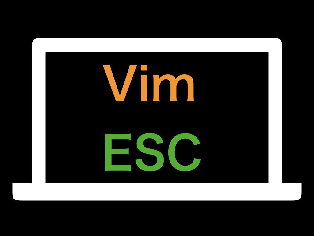 Vim ESC キー変更