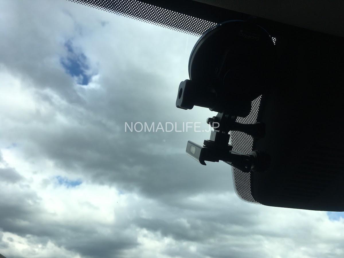 GoPro 用に買ってみた。アルカスイス互換クイックシュー。